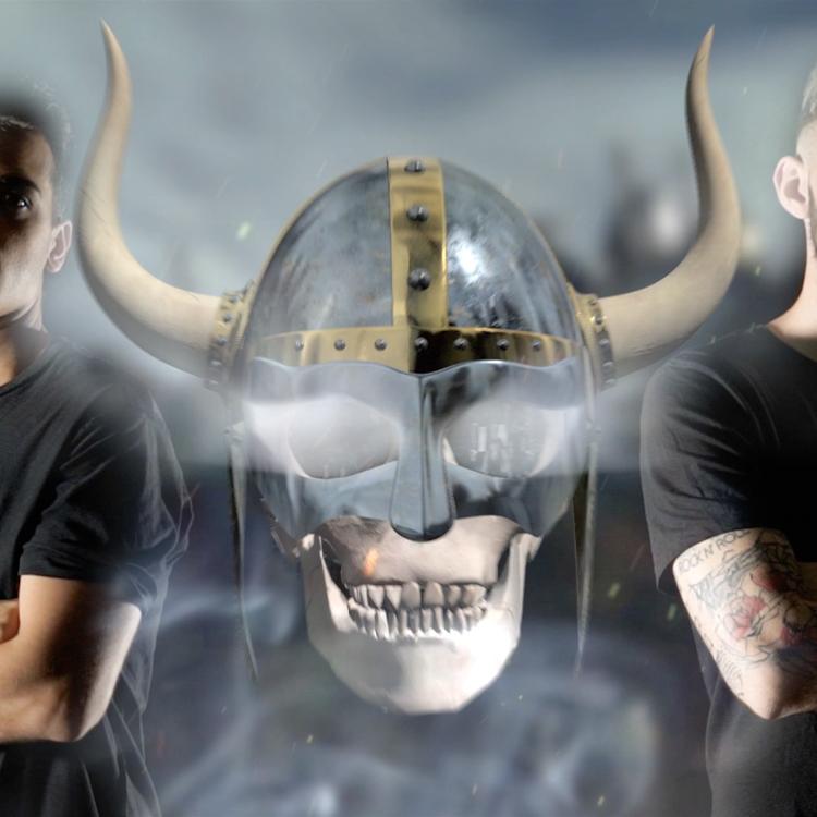 Vikings hardstyle videoclip
